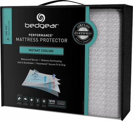 Performance BEDGEAR Ver-Tex 6.0 Queen Mattress Protector