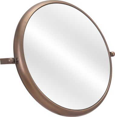 Pintrey Gold Mirror