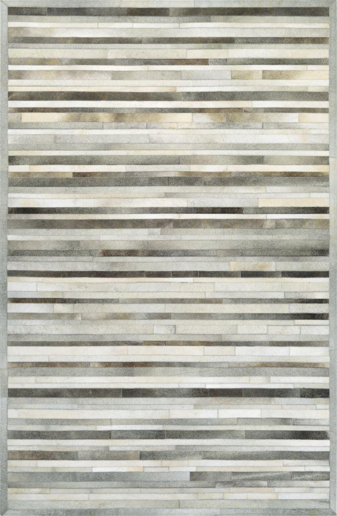 Plank Gray 8' x 11' Rug
