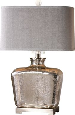 Pleasant Valley Silver Lamp