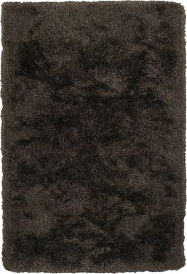 posh place brown 8 by 10 rug