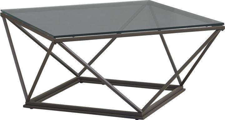 Prism Lane Black Cocktail Table