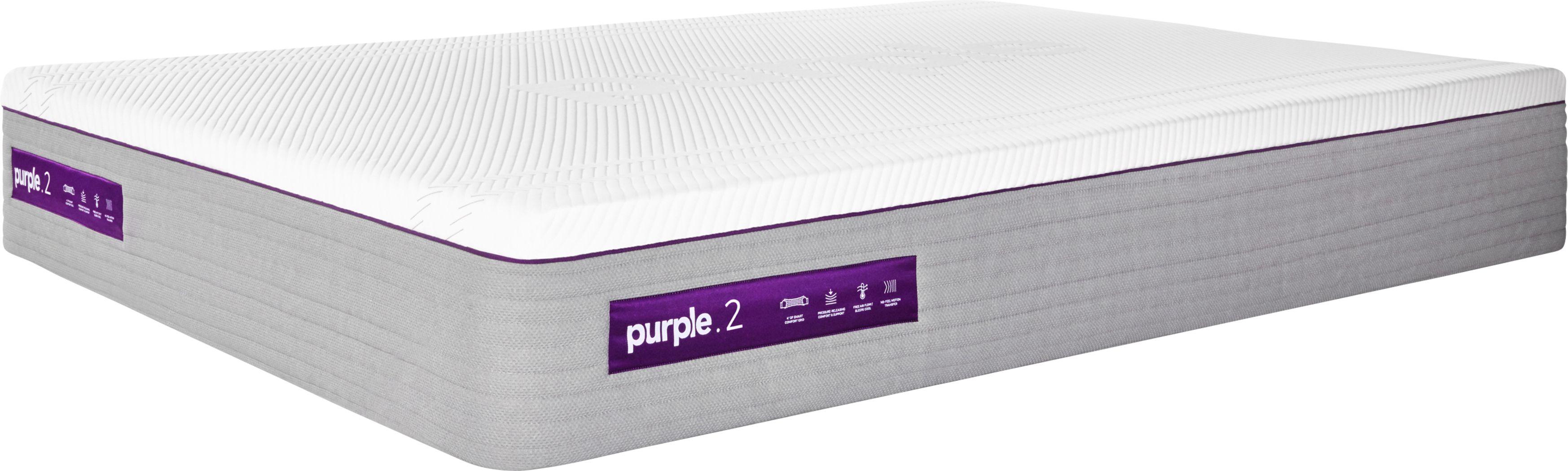 Purple Hybrid 2 California King Mattress