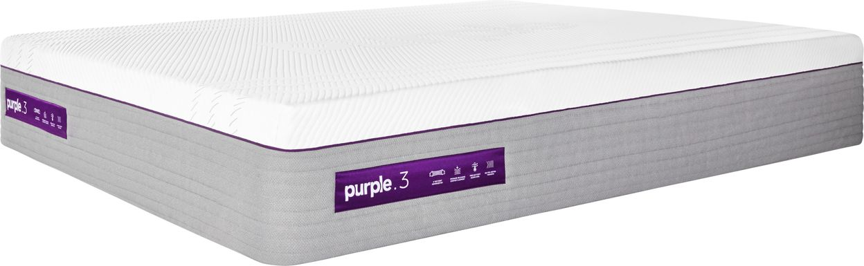 Purple Hybrid Premier 3 California King Mattress