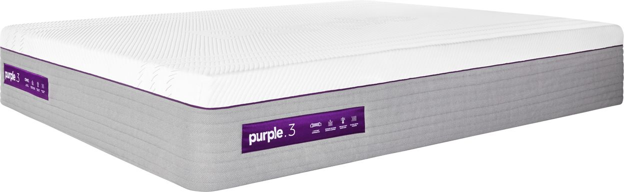 Purple Hybrid Premier 3 Queen Mattress