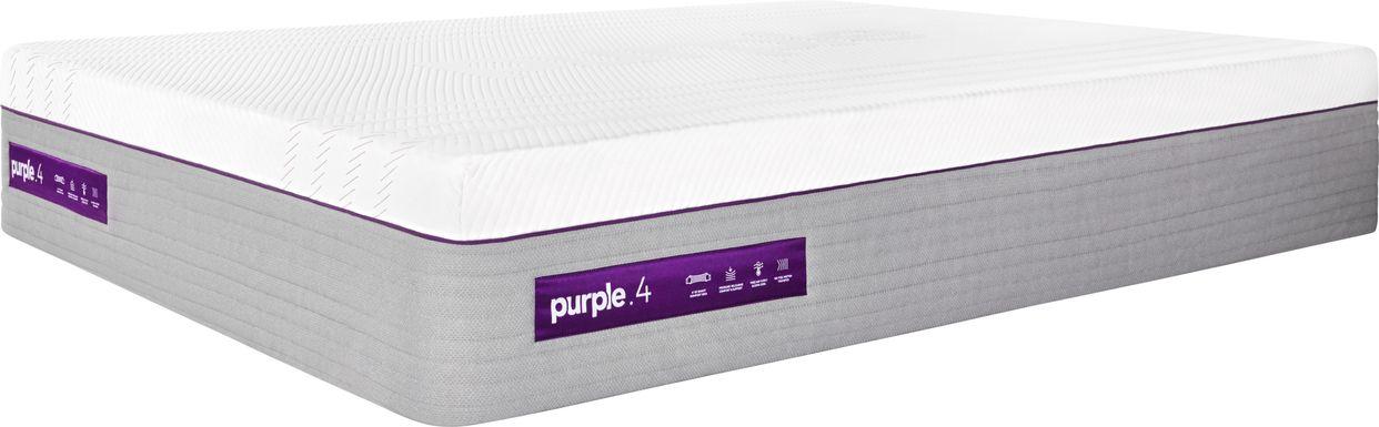 Purple Hybrid Premier 4 California King Mattress