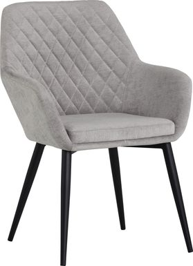 Quane Beige Dining Chair