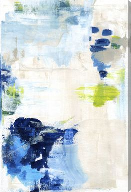 Radiant Sky Blue Artwork