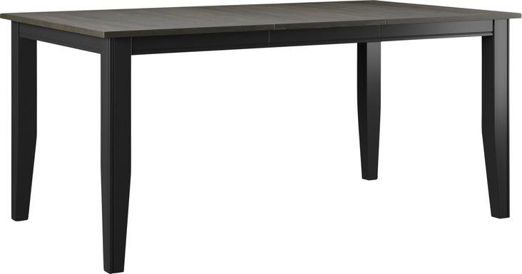 Radission Black Dining Table