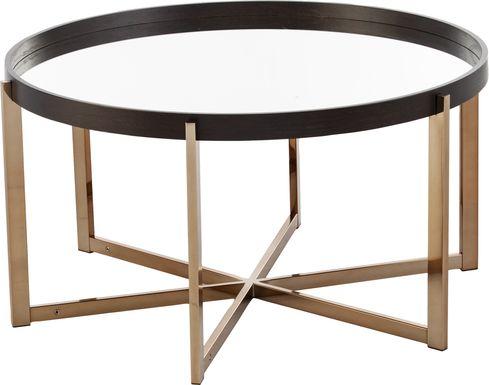 Rainville Black Cocktail Table