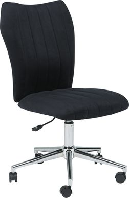 Kids Raylan Black Desk Chair