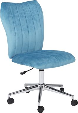 Kids Raylan Blue Desk Chair