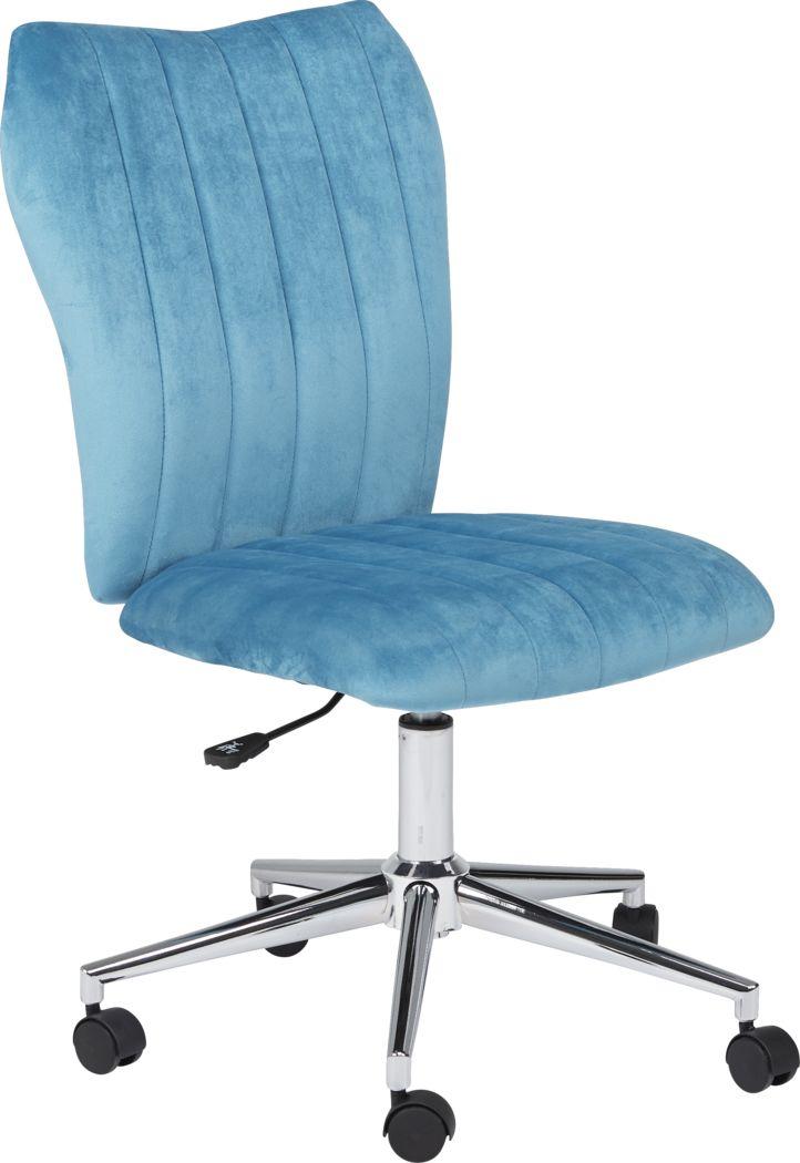 Kids Raylan Blue Desk Chair