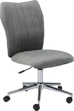 Kids Raylan Gray Desk Chair