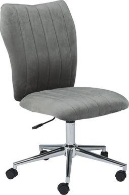 Kids Raylan Gray Desk Chair