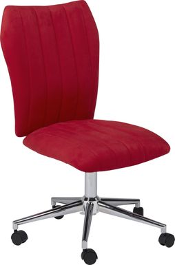 Kids Raylan Ruby Desk Chair