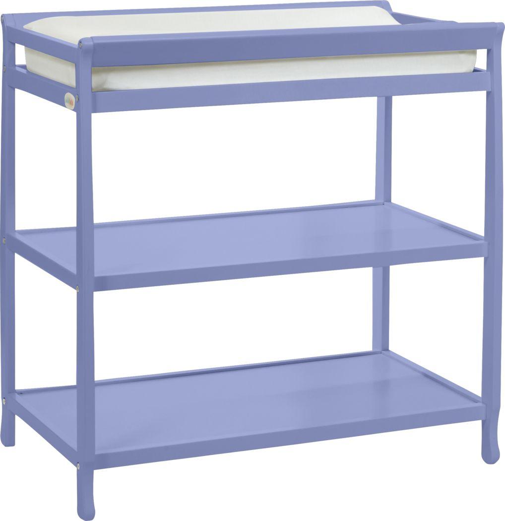 Reena Lilac Changing Table