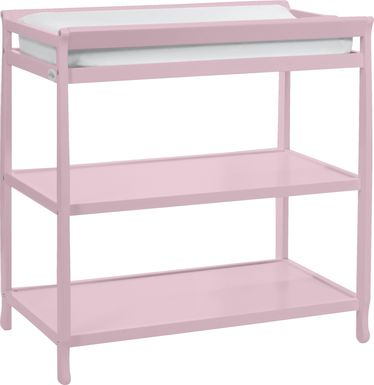 Reena Petal Pink Changing Table