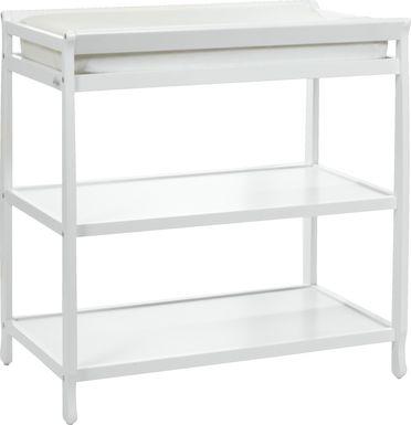 Reena White Changing Table