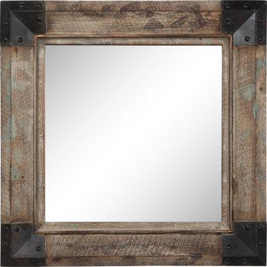 Remuda Brown Mirror