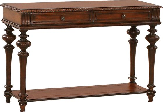 Reykin Cherry Sofa Table