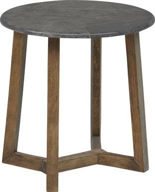 Ridge Lane Brown End Table