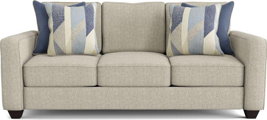 Ridgewater Light Gray Sofa