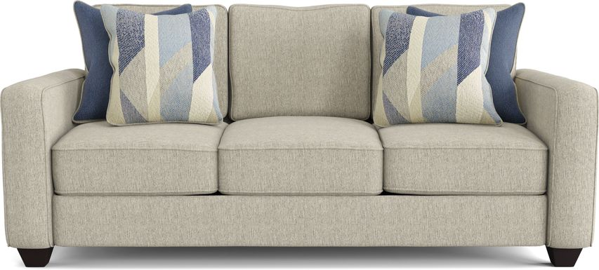 Ridgewater Light Gray Sofa