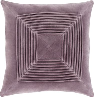 Ritah Mauve Accent Pillow