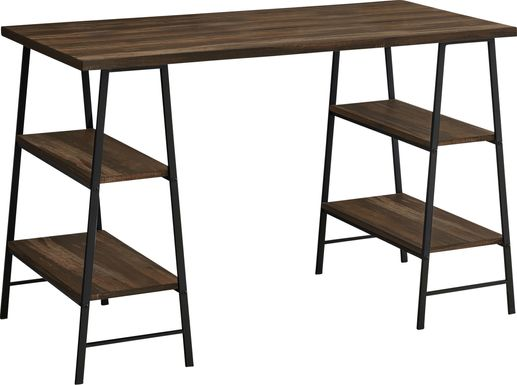 Ritze Brown Desk