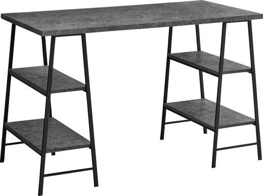 Ritze Gray Desk