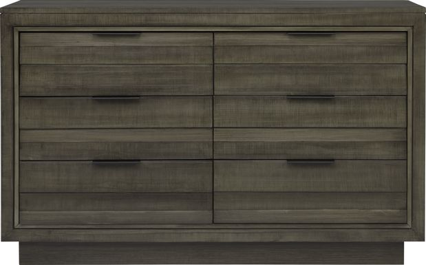 River Street Graphite Dresser