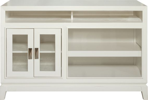 River Terrace Off-White 52 in. Console