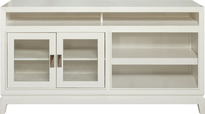 River Terrace Off-White 62 in. Console