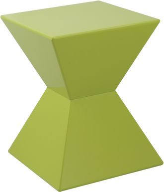 Rocco Green End Table