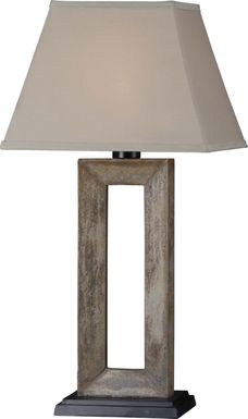 Rodanthe Natural Putdoor Table Lamp