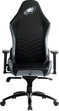 Roguelike NFL Philadelphia Eagles Gray Gaming Chair