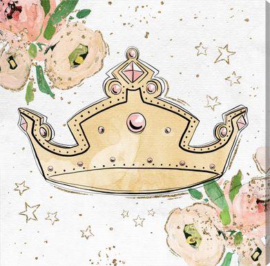 Royal Title Gold Artwork