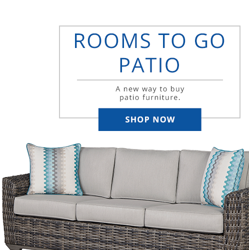 Rooms To Go Patio. A new way to buy patio furniture. Shop Now.