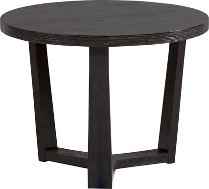Rumie Dark Brown 24 in. Cocktail Table