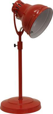 Runyan Red Lamp