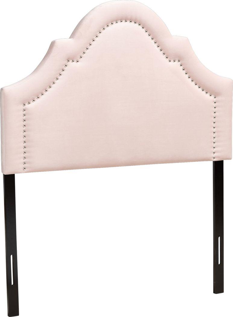 Rusling Pink Twin Headboard