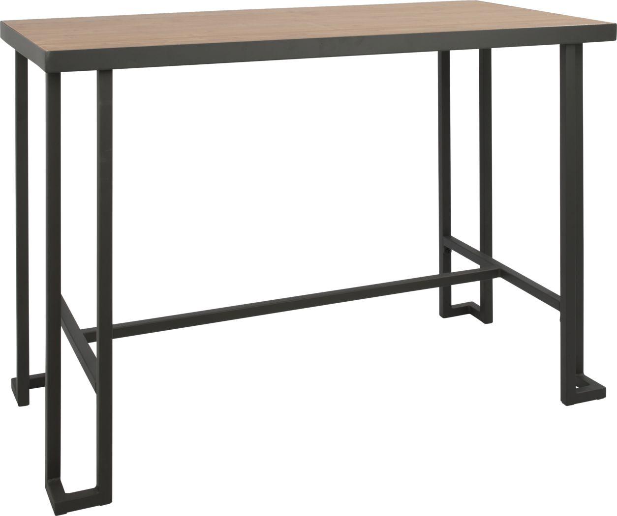 Rutland Natural Counter Height Table