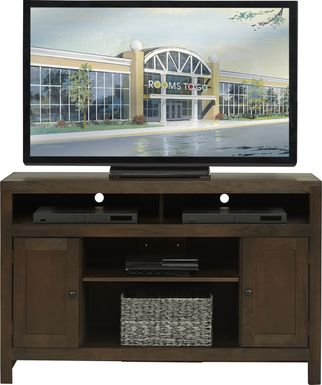Ryder II Brown 52 in. Console