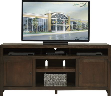 Ryder II Brown 72 in. Console