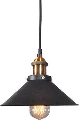 Sagefield Black Chandelier