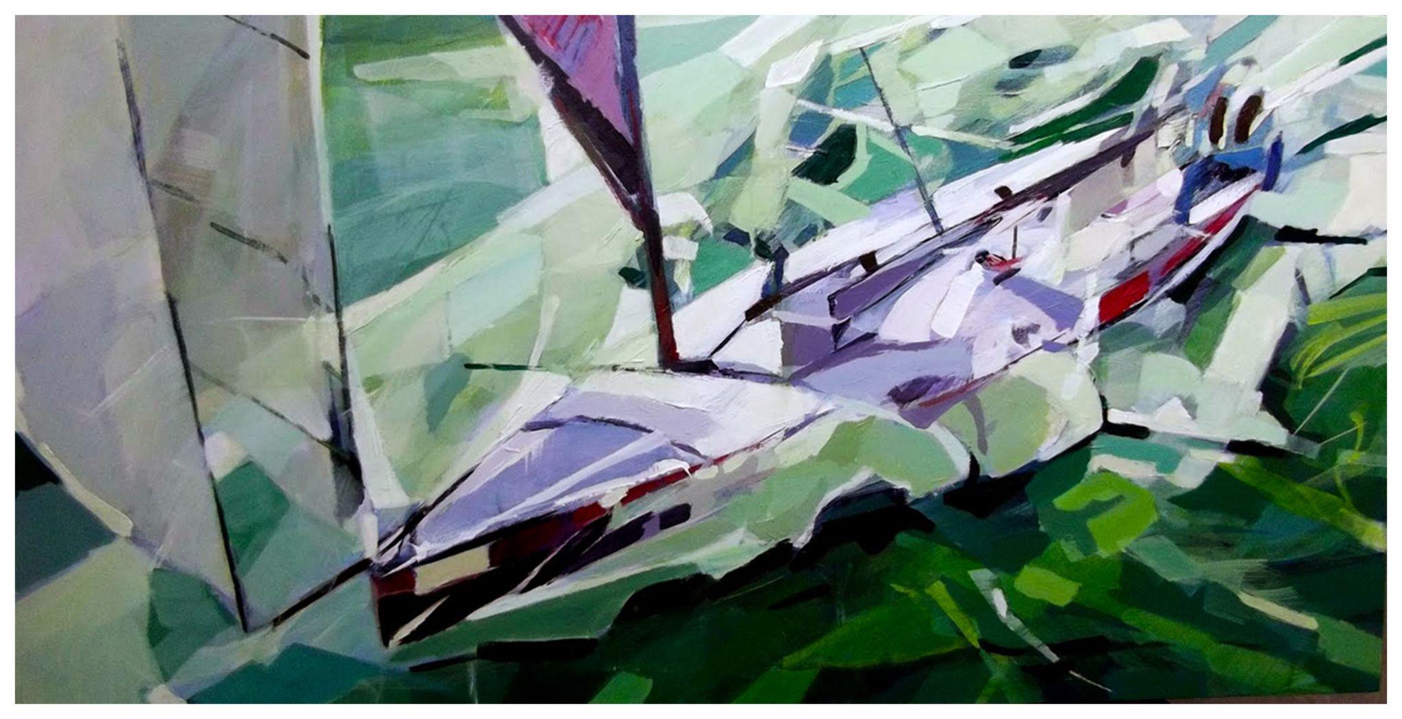 Sail Away Artwork