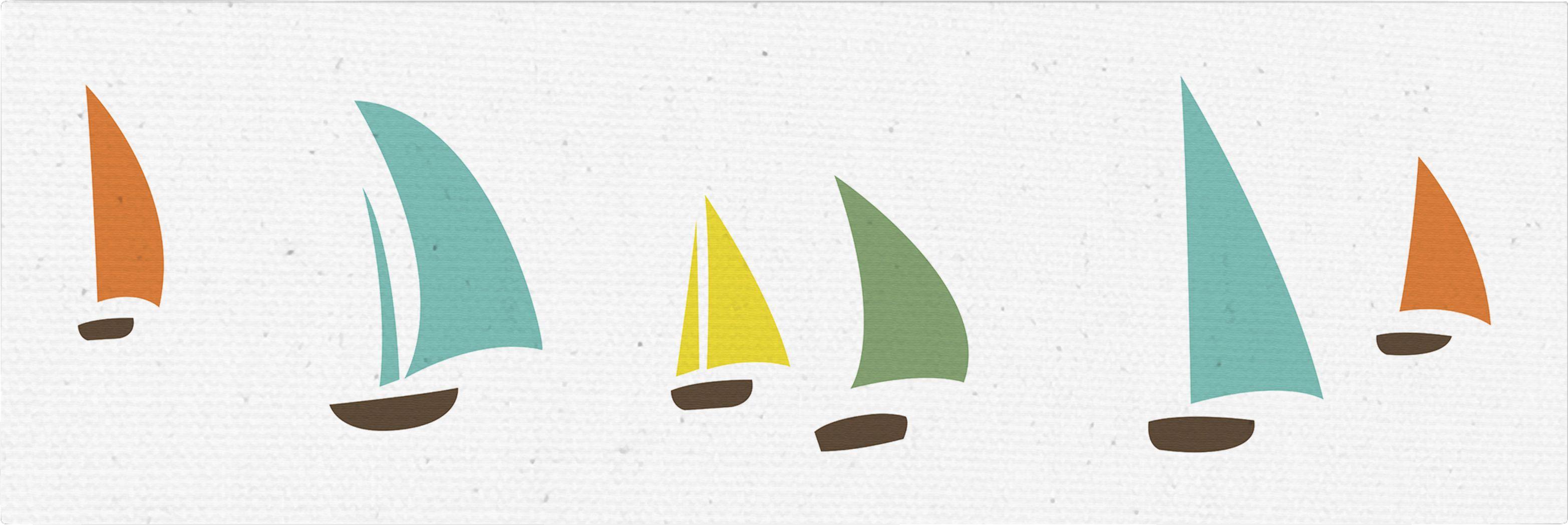 Sailing Adventure Artwork
