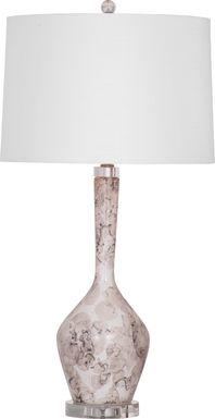 Saint Valley Cream Lamp