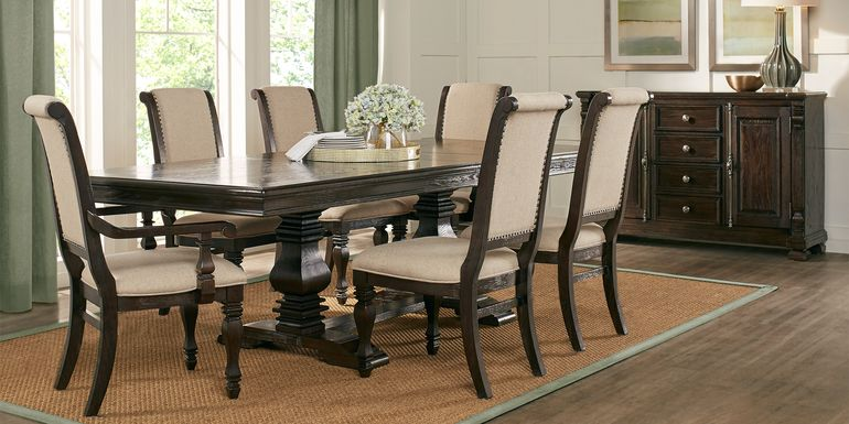 San Luis Oak 5 Pc Rectangle Dining Room